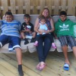 Amanda Brown Family